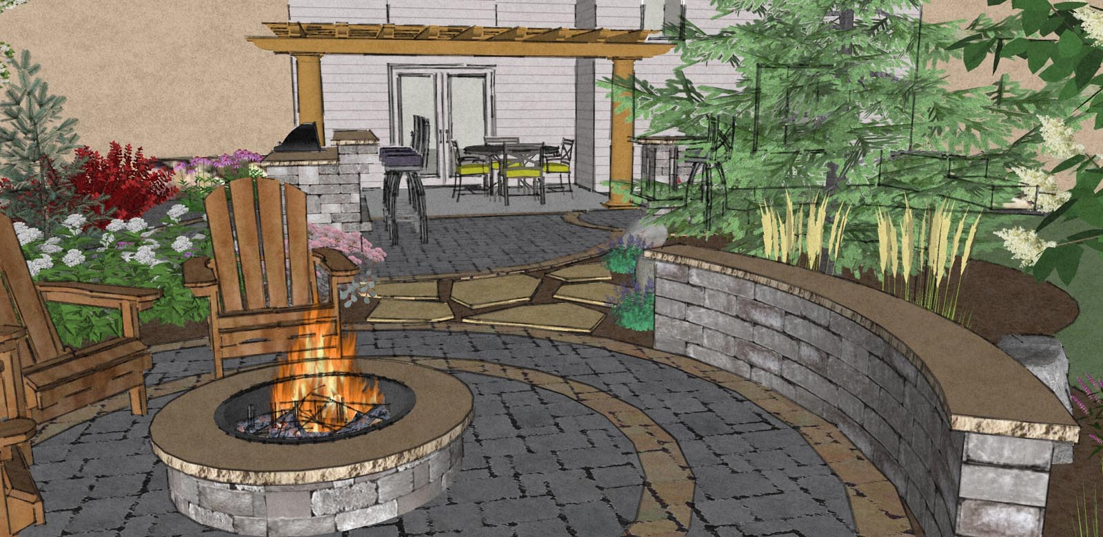 Landscaping Designs Minneapolis
