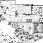 Custon Landscape Floorplan Minneapolis