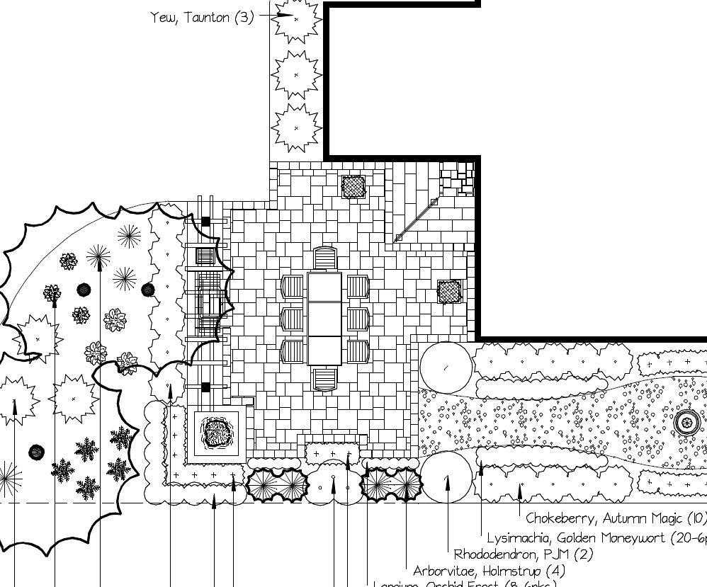 Landscaping Designs Minneapolis   Landscape Gallery   Curbside ...