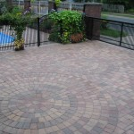 Backyard Paver Design Minneapolis