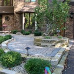 Frontyard Paver Landscape Minneapolis