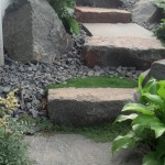 Landscaping Rock Steps Minnesota