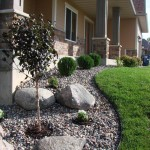 Frontyard Landscaping Rocks Minneapolis, MN