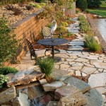 Backyard Rock Landscaping Minneapolis