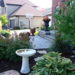 Frontyard Pavement Landscaping Minneapolis