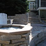 Backyard Paver