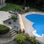 Backyard Paver Pool Minneapolis