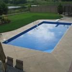 Backyard Pool Minneapolis Poolscape