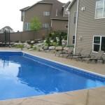 Backyard Poolscape Minneapolis