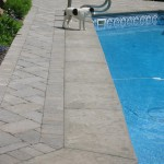 Poolscape with Paver
