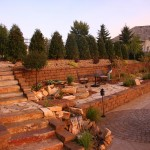 Paver Steps Poolscape Minneapolis