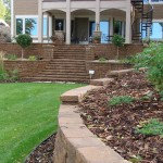 Backyard Lawn Landscaping Minneapolis