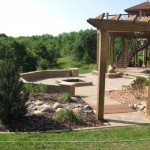 Backyard Firepit Design Minneapolis, MN