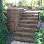 Backyard Steps Landscaping Minneapolis, MN