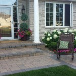 Residential Landscape Design Driveway Entryway