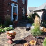 Paver Entryway - Landscaping Savage